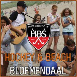 Hockey- en Beachkamp HBS Bloemendaal