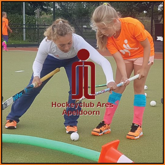 Hockeykamp HC Ares Apeldoorn