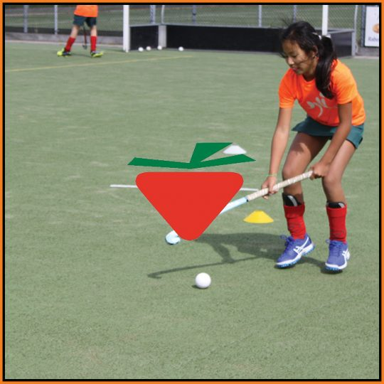 Hockeykamp KHC Strawberries