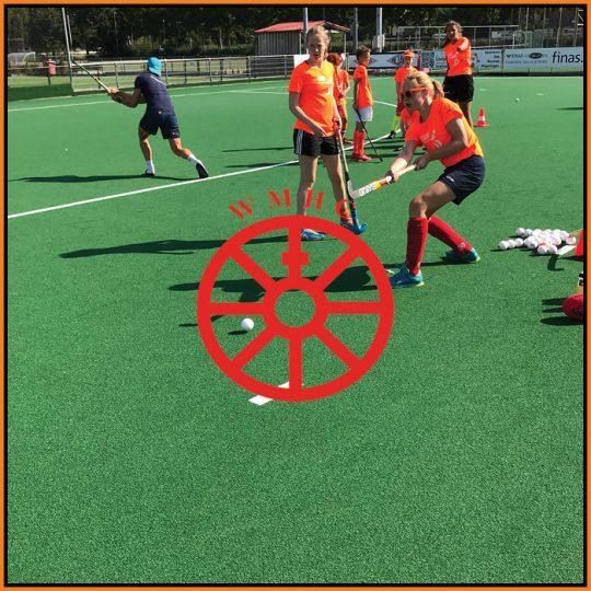 Hockeykamp WMHC Wageningen